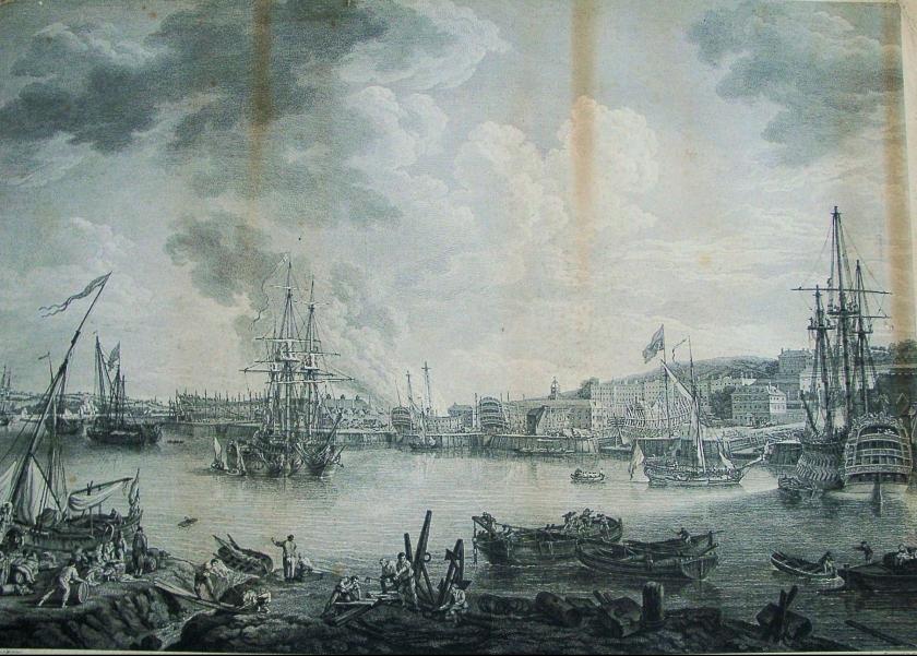 chatham-dockyard-napoleonic